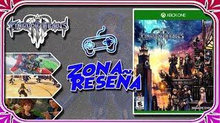 Kingdom Hearts 3: Reseña ( PlayStation 4, Xbox One)