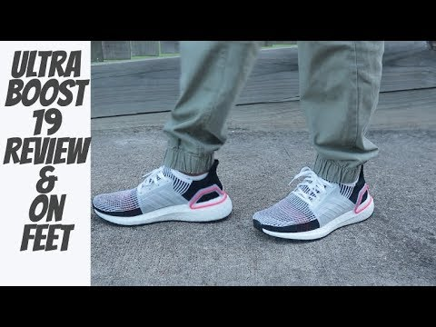 Worth Buying? Adidas UltraBOOST 19 Review + On Feet!