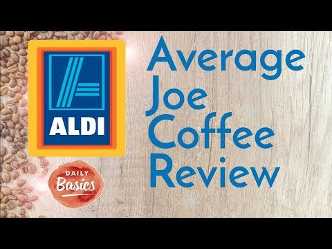Aldi Coffee Review Daily Basics