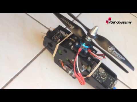 Coaxial drone