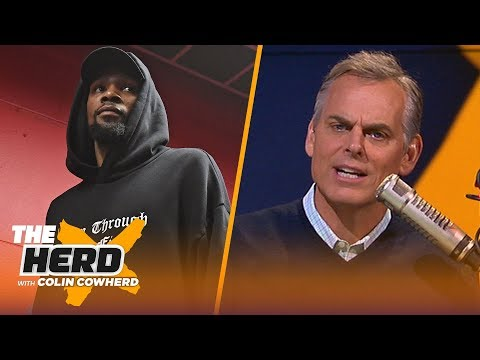 NewJack - Colin Cowherd: KD return wouldn't 'add anything