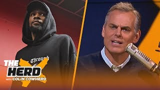 Colin Cowherd: KD return wouldn't 'add anything,' proposes reducing regular season | NBA | THE HERD