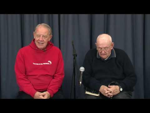 Phillip Asks - John Chapman Pt 1