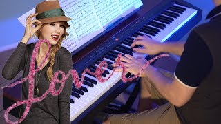 Taylor Swift - Lover (Slow Piano Version)