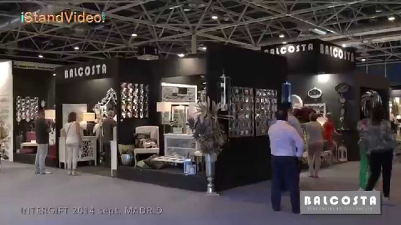 video stand balcosta intergift 2014 sept madrid istandvideo by istandvideo. Black Bedroom Furniture Sets. Home Design Ideas