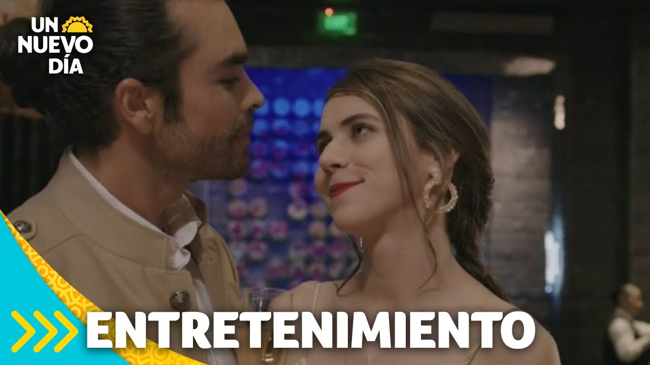 Tessa Ía y Christian Vázquez: el estreno de 'De brutas, nada' en Pantaya | Un Nuevo Día | Telemundo