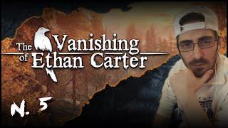 The vanishing of Ethan Carter 05 - IL PORTALE MARINO!