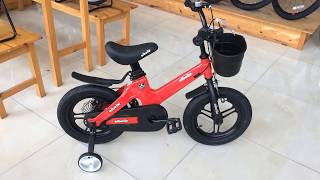 [TOAN THANG CYCLES] Xe đạp trẻ em Aibeile Kid 14 Red
