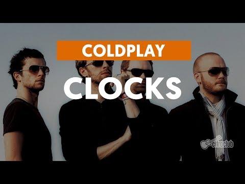 Clocks - Coldplay (aula de contrabaixo)