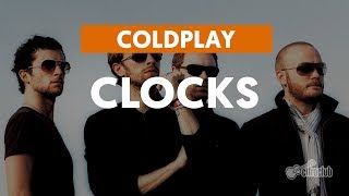 Clocks - Coldplay (aula de contrabaixo)