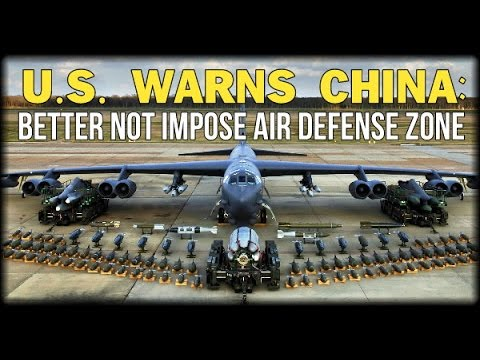 U.S. PACIFIC COMMAND WARNS CHINA: DON'T IMPOSE AIR DEFENSE ZONE OVER WEAPONIZED ISLANDS