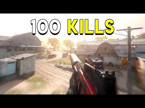 Breaking 100 Kills! - Call Of Duty: Modern Warfare (Ground War)