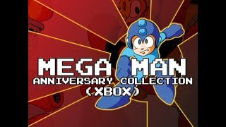 Review 598 - Mega Man Anniversary Collection (Xbox)