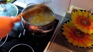 Рецепт Рисовый супчик+Бонус! (Мамина кухня) Готовим вкусно!(, 2016-02-01T16:29:09.000Z)