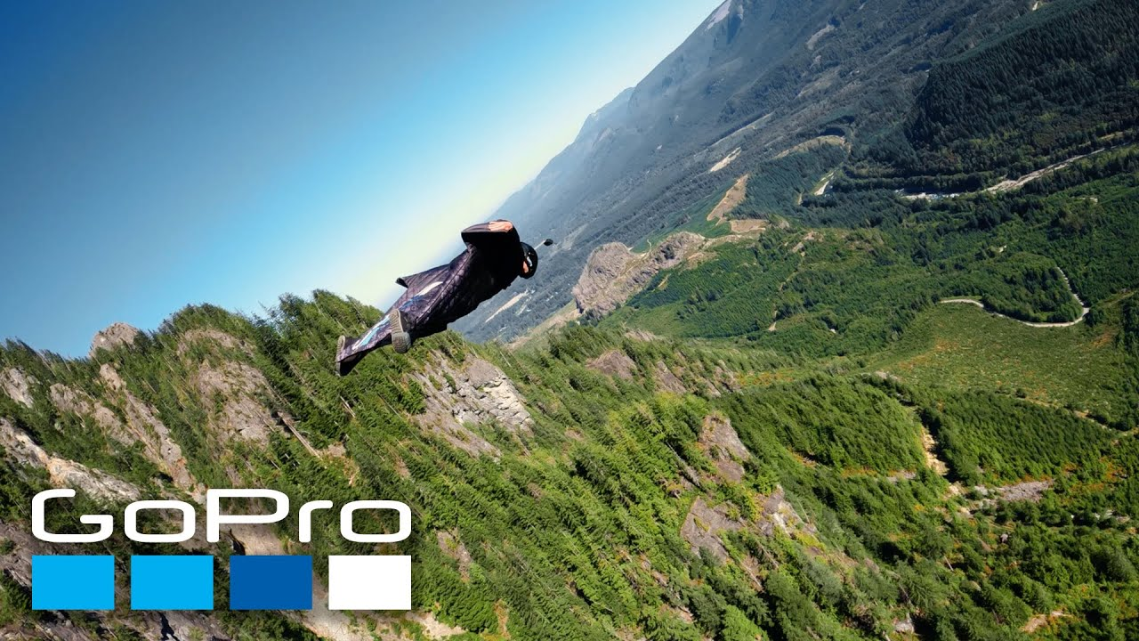 GoPro HERO9: Pacific Northwest Wingsuit Flight with Jeb Corliss