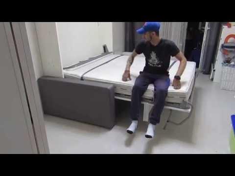 шкаф-купе с диваном!