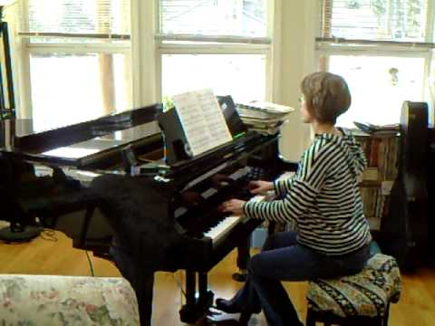 Air from Water Music piano solo