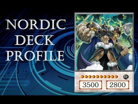 GX Deck Profile -Original Nordic-