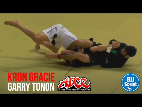 BJJ Scout Bsides: Kron Gracie v Garry Tonon ADCC China 2013 -77kg second round