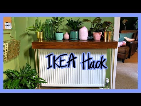 IKEA Lack Hack And Hallway Makeover - New Home Renovation