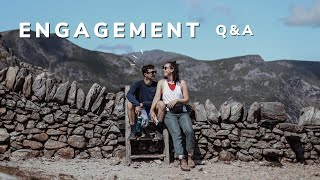 answering your questions about our engagement and moving
