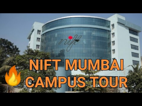 NIFT MUMBAI campus tour // Admisssions Information 2019
