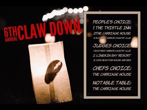 Claw Down 2017 - Boothbay Harbor Chamber Of Commerce