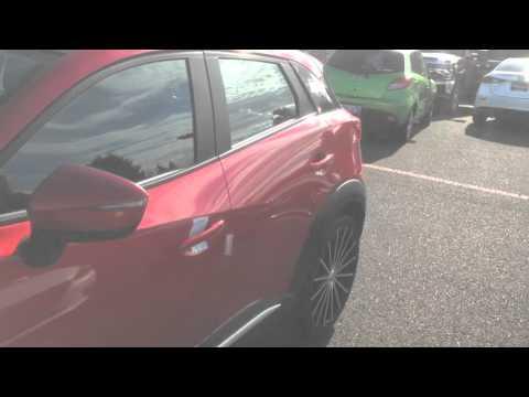2016 Mazda CX-3 by Mikhail Plekhanov.