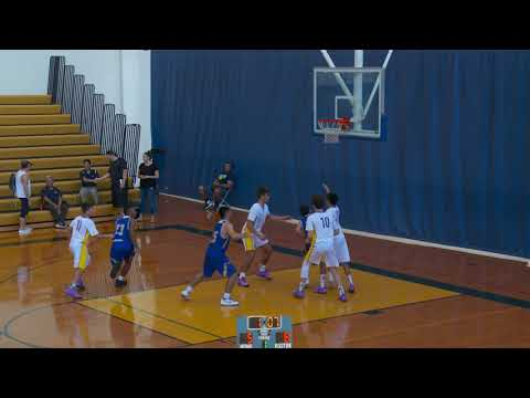 2017 Punahou Boys Basketball Invitational - Hilo vs Sequim (December 29, 2017)