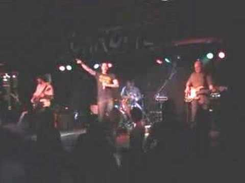 Chrome Band at Jefferson Hall June 2007 Black Betty medley
