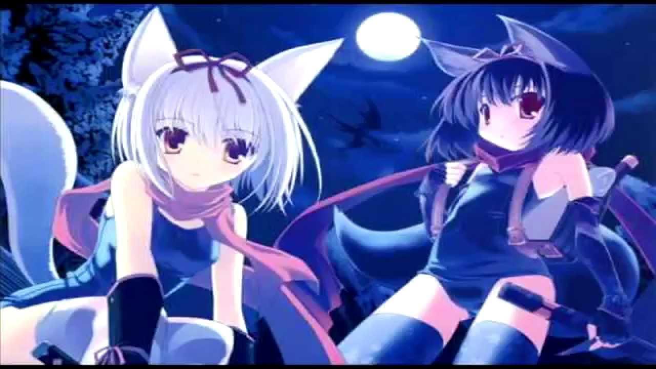 Cat Girl Anime Live Wallpaper Pentatonix Daft Punk Nightcore Mix Youtube