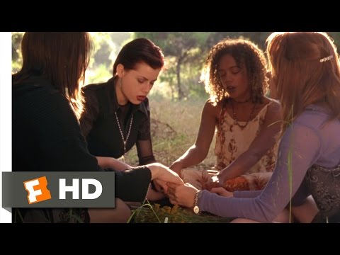 The Craft (1/10) Movie CLIP - Blessed Be (1996) HD