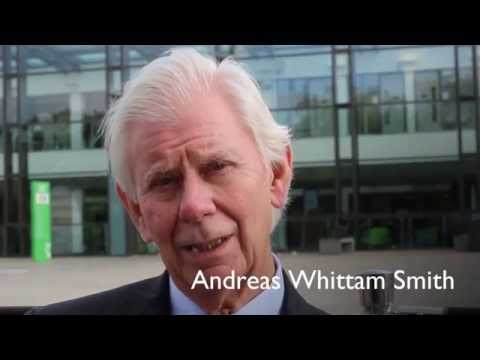 Transforming Wigan: Andreas Whittam Smith Interview