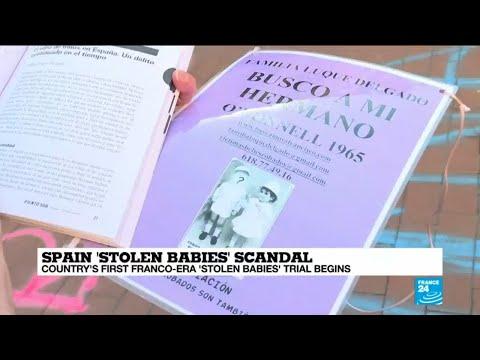 "Spain: First Franco-era ""stolen babies"" scandal trial begins"
