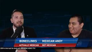 Cx News Live With Special Guest Mexican Andy