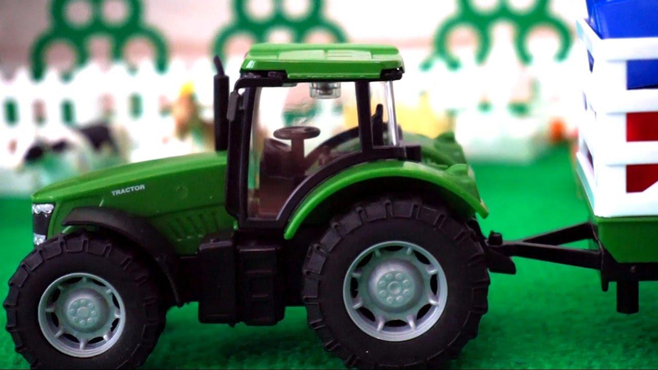 Как сделать трактор игрушечный фото 403