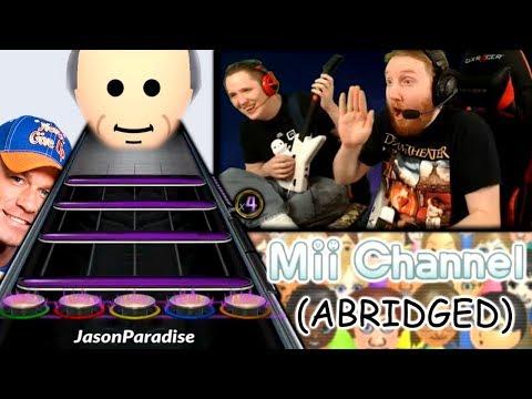 Mii Channel (Abridged) ~ A Helvian Experience