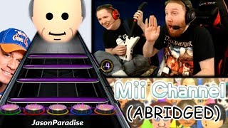 Mii Channel (Abridged) ~ A Helvian Experience