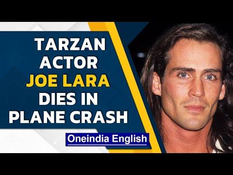 Tarzan actor Joe Lara and his wife presumed dead in a plane crash in US | Oneindia News
