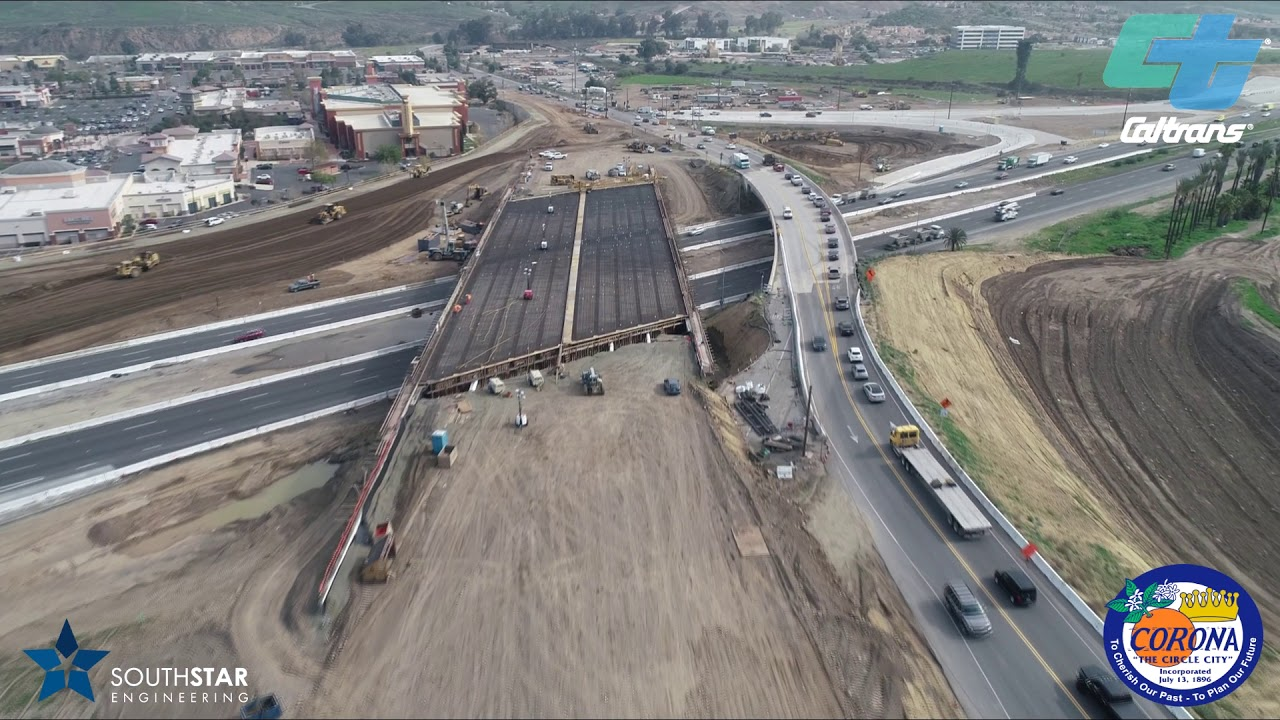Cajalco Road   I15 Interchange Project