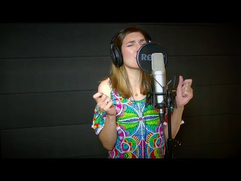 Zana Zu - Can't stop the feeling (Justin Timberlake's cover) - One mic, one take
