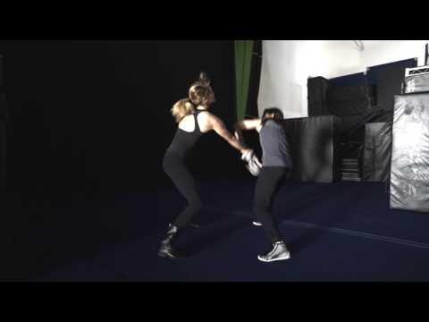 TARA VS ELLEN, concept choreography fight  vignettes