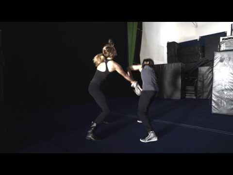 TARA VS ELLEN, concept choreography fight  vignettes