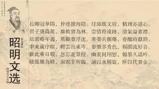 昭明文选 王僧达 答颜延年