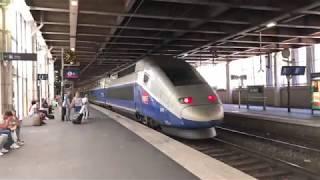 [SNCF] Spotting SNCF du samedi 9 juin 2018 à Cannes (4K)