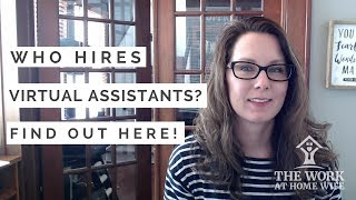 Virtual Assistant Jobs from Home