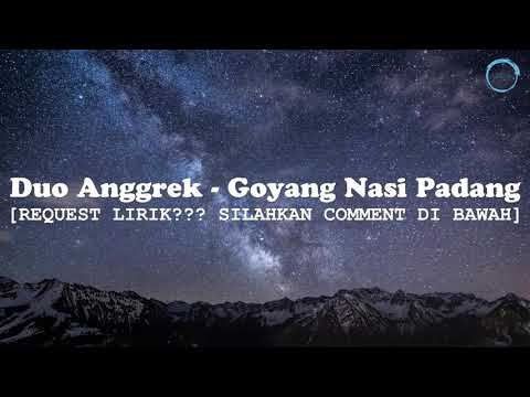 Lirik Lagu Goyang Nasi Padang