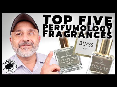 TOP 5 PERFUMOLOGY FRAGRANCES RANKED | NEW Sudu Te + L'Ima, Grange, Clutch and Blyss Fragrances