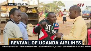 ON THE GROUND: Uganda