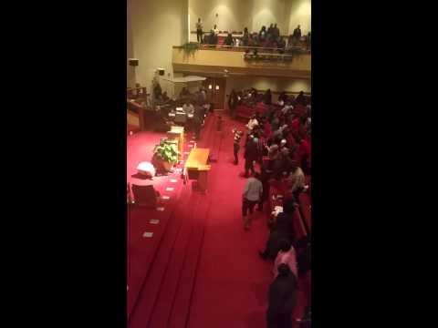 Baptist Praise Break.